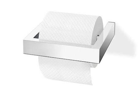 Toalettpapirholder, Hvit