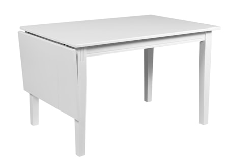 Wittskär Klaffbord Vit 120 cm