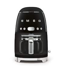 Retro Kaffebryggare Svart