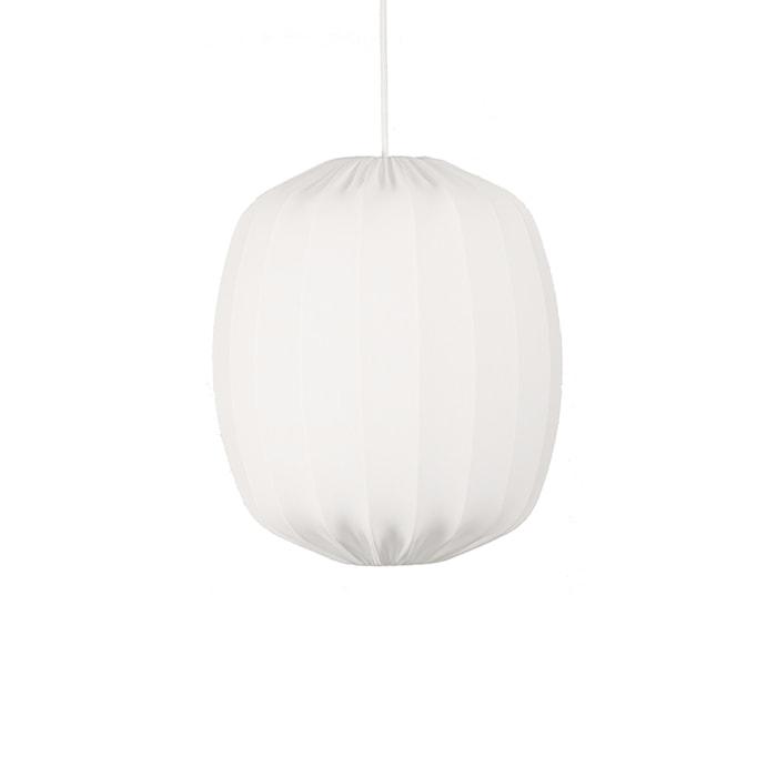 Prisma Taklampe Hvit 35 cm