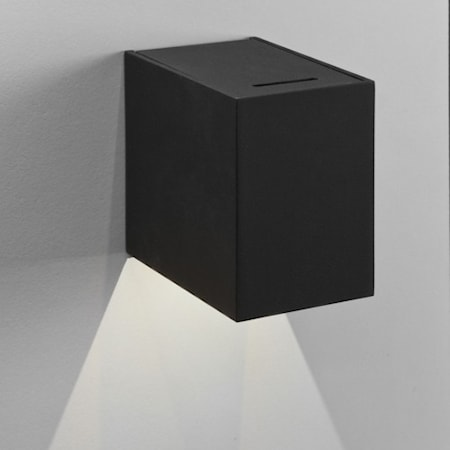Utomhusbelysning Oslo 100 - svart