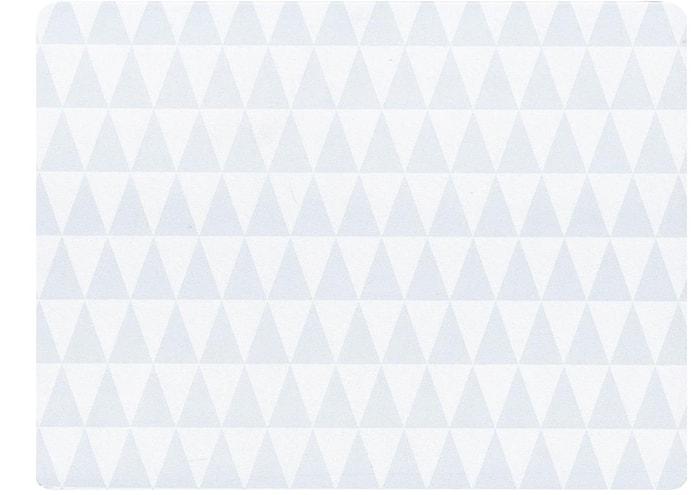 Pöytätabletti 40x30 Kumi valkoinen