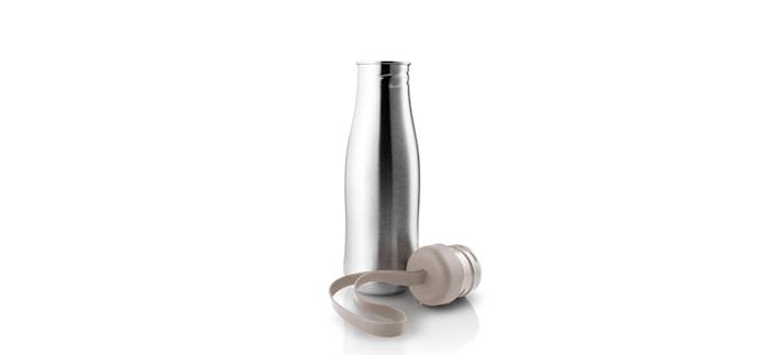 Active Trinkflasche 0,7 L Warm Grey