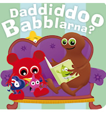 Daddiddoo Babblarna, Pappbok