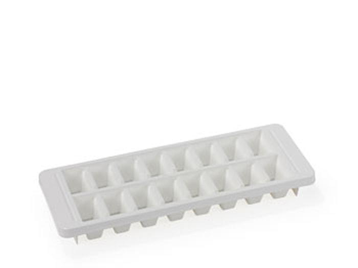 Jääpalamuotti 26,8x10x3 valkoinen