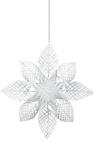 Anna Star Julstjärna 82cm Vit