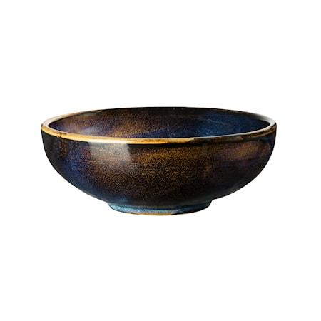 Ocean skål 18cm Blå