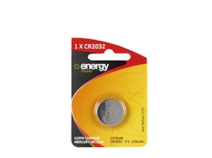EP litium CR2032 1 st