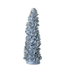 Deco Blå Stengods 41 cm