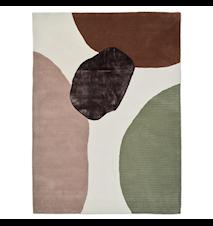 Topaz Matto Ivory/Green 200 x 300 cm