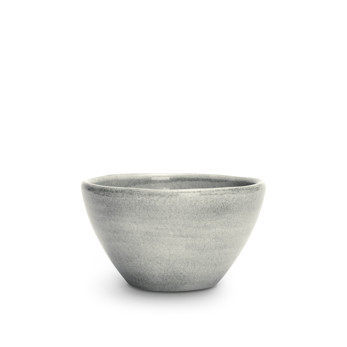Organic Skål Grå 12 cm