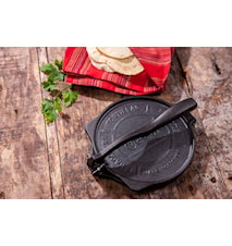 Tortillapress Gjutjärn 20 cm
