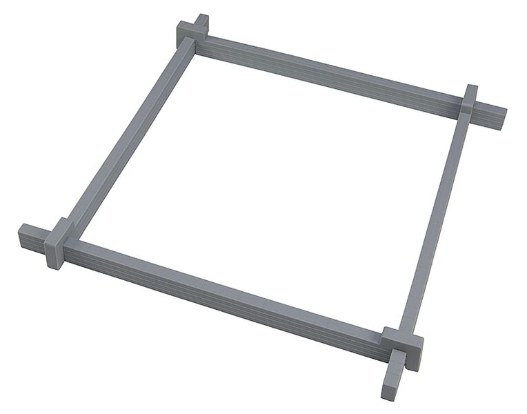 Gjut- och bakbalk 30×30 cm