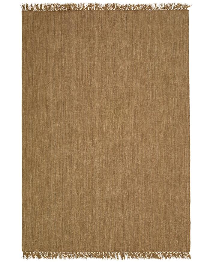 Nanda Teppe Ull Beige 80x250 cm