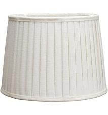 Lampskärm Sofia Plissé Offwhite