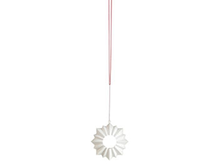 Stella Ø12,5 cm hvit (12460)