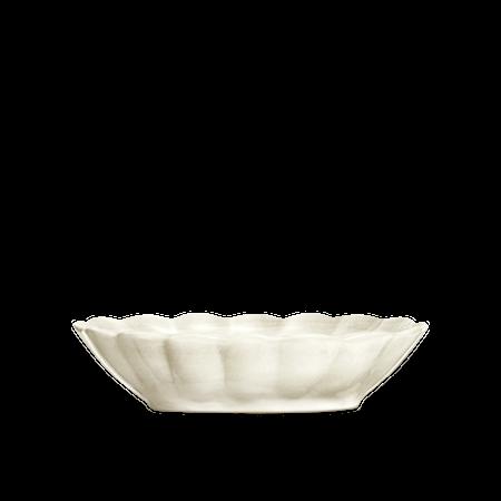 Oyster Skål Sand 23x18cm