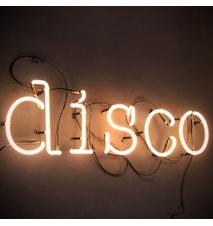 Neon art - Disco