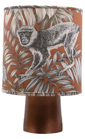 Bordslampa Icon Inklusive Monkey Rost