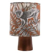 Bordlampe Ikonisk Ape Rust