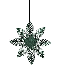 Anna Star Grøn 45cm