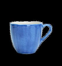 Organic kaffemugg Ljusblå 60 cl