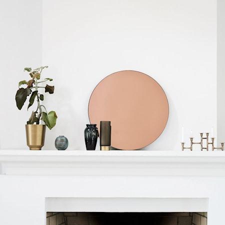 Walls Speil Ø 50 cm - Rosegull