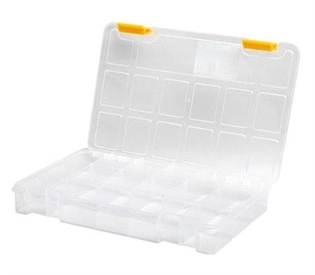 Sorteringsbox, transparent 9''