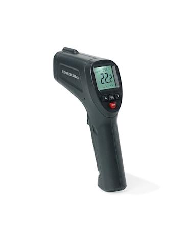 Termometer Laser Infraröd Grå