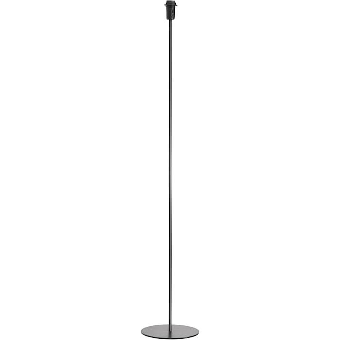 Base gulvlampe Matt svart 130 cm