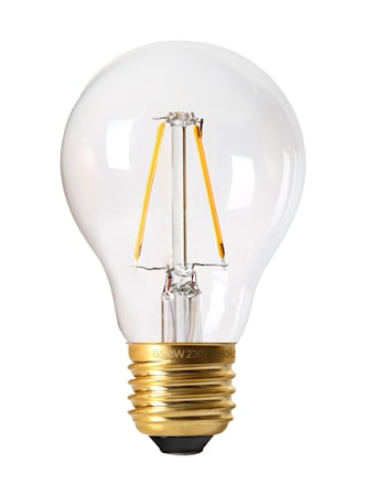 Vintage LED Filament Normal Clear 60mm