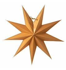 Boris Julstjärna Guld 50 cm
