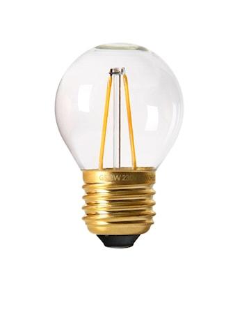 Vintage LED Filament Bulb Clear E27