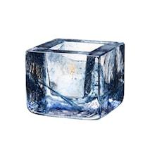 Brick Kynttilälyhty sininen Ø 8,5 cm