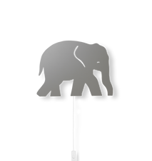 Elephant Vägglampa Warm Grey