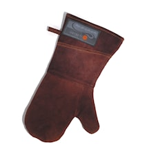 Outset oven glove leather (one size)