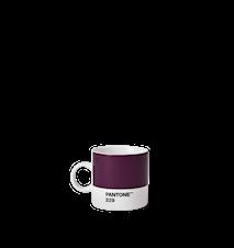 Living Espressokopp 12 cl Aubergine