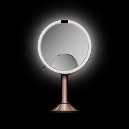 Sensor Spegel Trio Roséguld