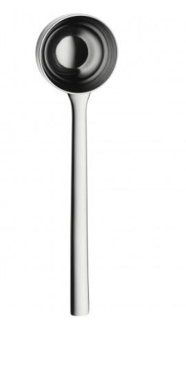 Nuova kaffemått blank stål 145 cm