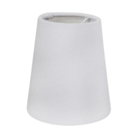 Solid Skärm Ø10 cm - Vit