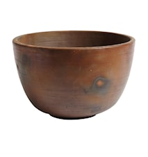 Saladsskål Hazel Brun Terracotta Ø: 25
