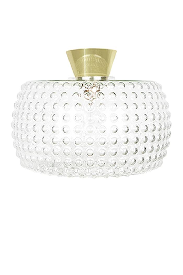 Lampe Spring Klar / Messing