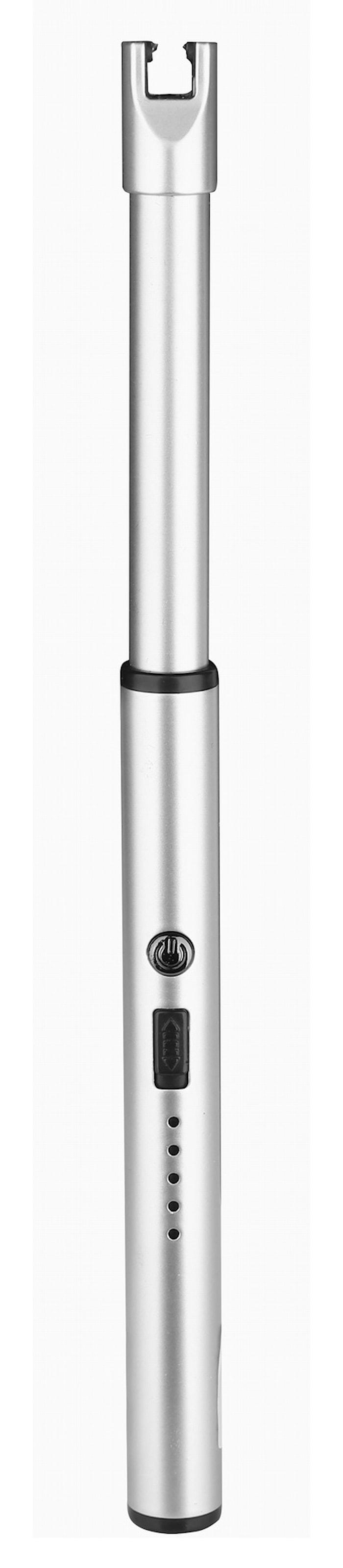 Lighter USB Sølv