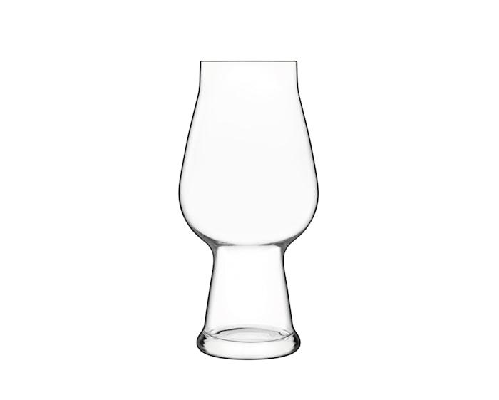 Birrateque ølglass Ipa/ale, 2 st. 54 cl Ø8,8cm