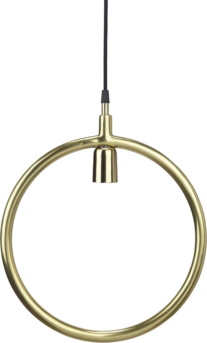 Circle taklampe Gull 35 cm
