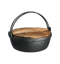 Nabe Cast Iron Hanging Pot 2.7 L