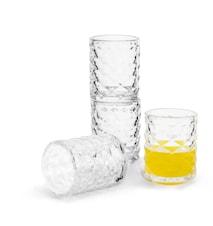 Club Shotglas 6cl 4-pack