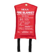 Nexa Fire & Safety BF-180 Brandfilt röd 120x180