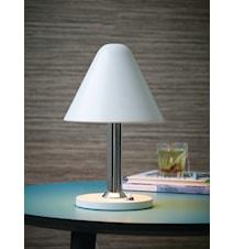 Y1944 bordlampe - Hvit