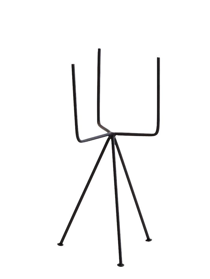 Krukhållare 16x34cm Svart